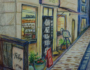 須貝光一郎大人の塗り絵教室