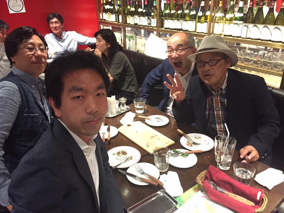 PM実践講座キックオフ伊藤剛志福田ゴンベイ篠田法正加藤博