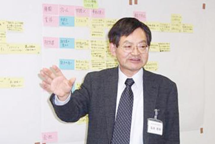 資産工学研究所坂本先生ナレッジファシリテーションマネジメントコンサルタント