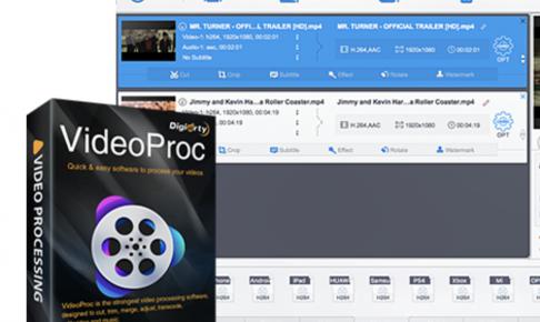 Mac用動画ファイル変換ソフト無料macXvideo