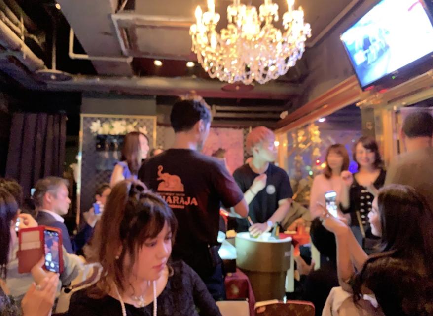 スタイリッシュパーティー西倉三恵