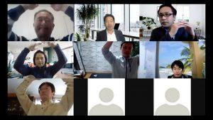 Zoomオンラインセミナーアクティブラーニング