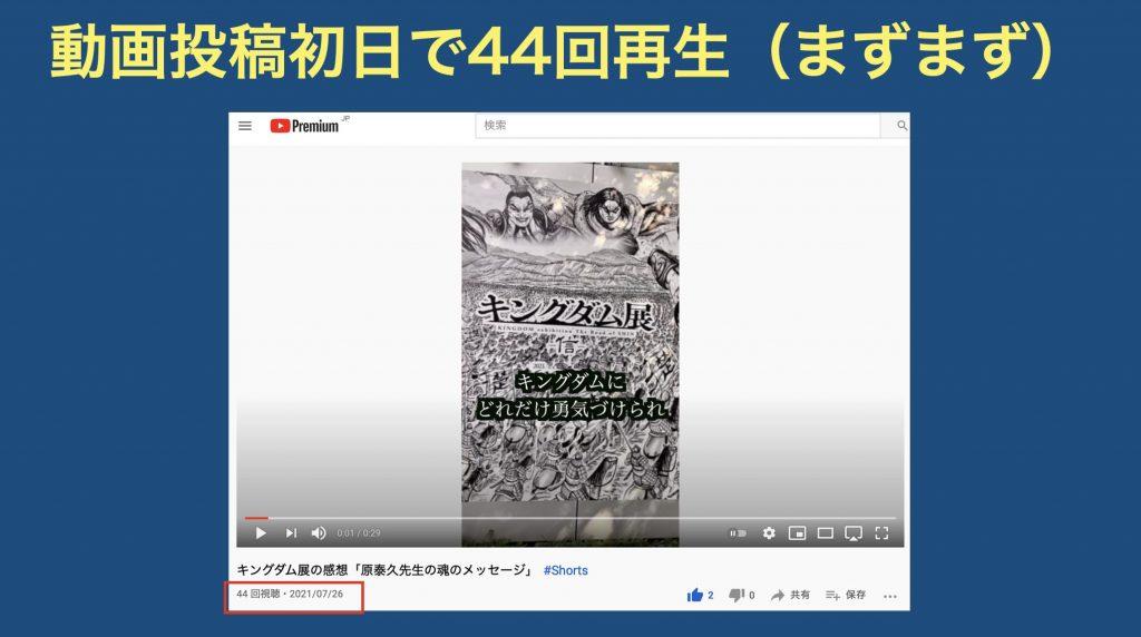 YouTubeSEO検証④動画再生回数